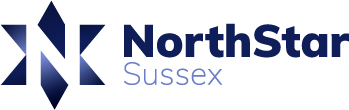 North Star Sussex logo