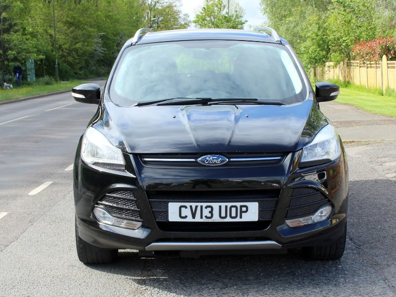 Sold 2013 Ford Kuga 2.0 TDCi Zetec 5 Door, Sayers Common ...